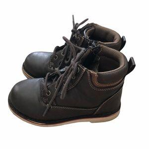 Eddie Bauer Laces & Zip Water Resistant Boots 10T